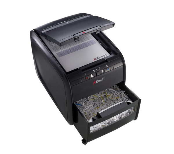 paper shredder business