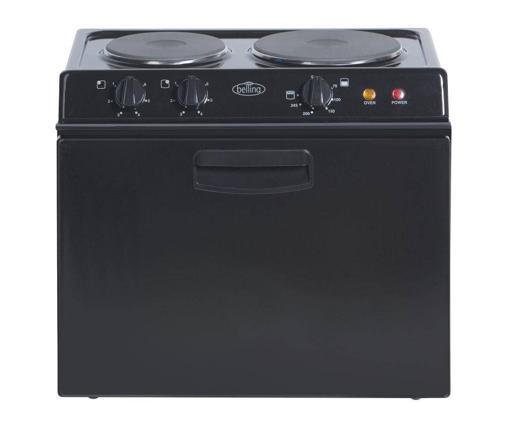 BELLING Baby 121R Electric Tabletop Cooker - Black