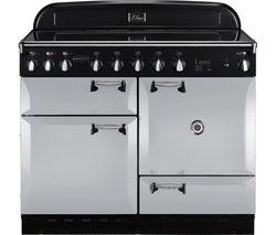 RANGEMASTER Elan 110 Electric Induction Range Cooker - Royal Pearl