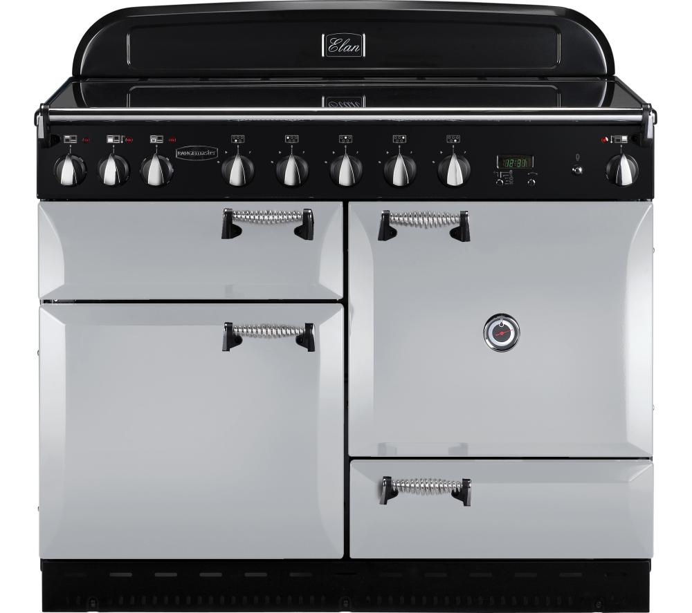 buy rangemaster elan 110 electric induction range cooker. Black Bedroom Furniture Sets. Home Design Ideas