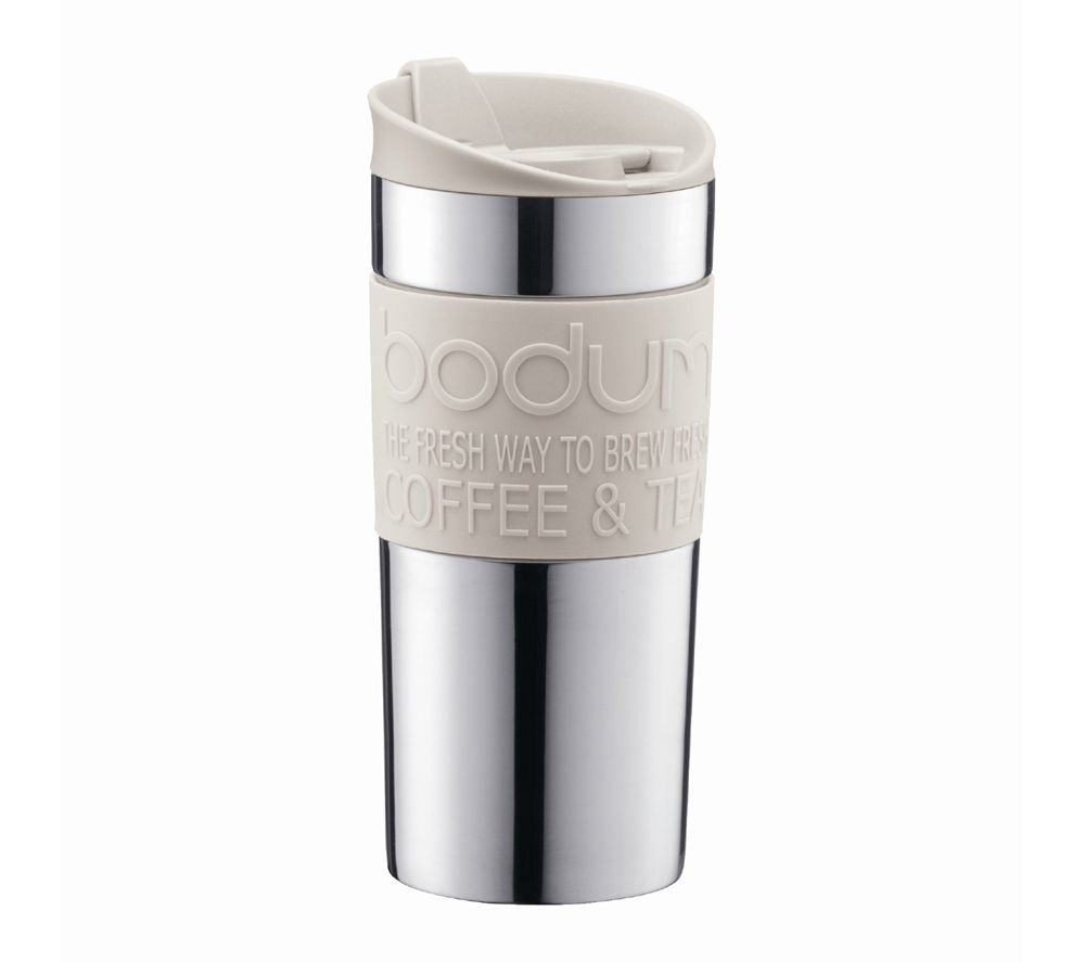 BODUM 11068-913 Travel Mug - White