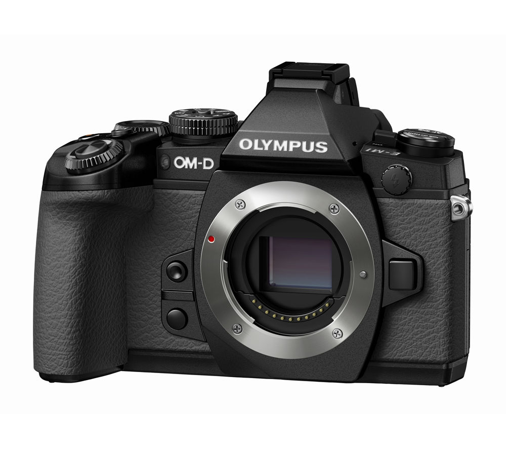 OLYMPUS OM-D E-M1 Compact System Camera - Body Only