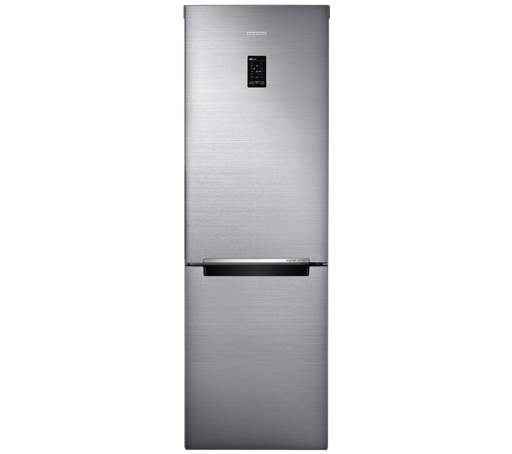 SAMSUNG RB31FERNBSS/EU Fridge Freezer - Silver