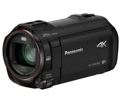 PANASONIC HC-VX870EB-K 4k Ultra HD Camcorder - Black