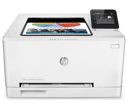 HP Colour LaserJet Pro M252dw Wireless Laser Printer