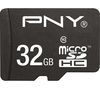 PNY Standard Performance Class 10 microSD Memory Card - 32 GB