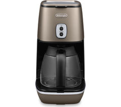 DELONGHI Distinta ICMI211.BZ Filter Coffee Maker – Bronze