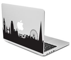 "CASEIT 13"" MacBook Decal - London Skyline"