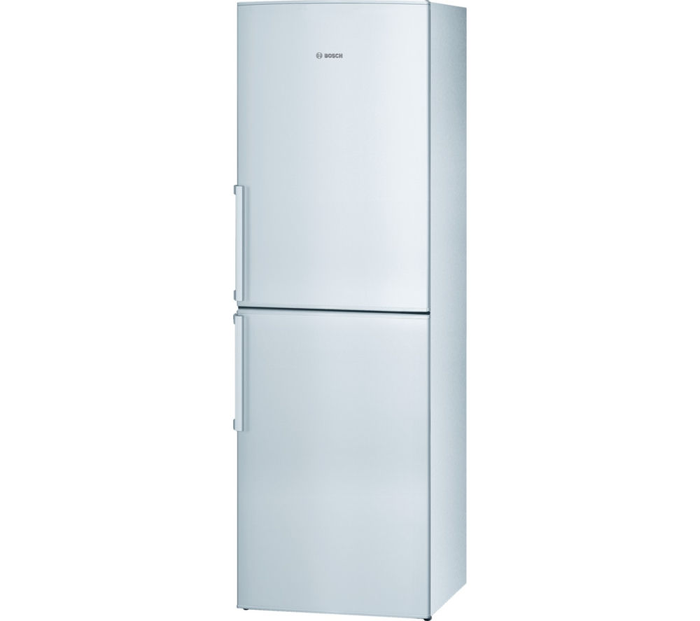 BOSCH Serie 4 KGN34VW20G Fridge Freezer - White