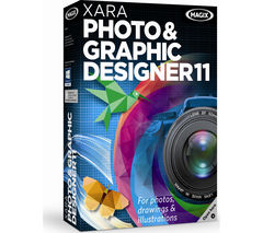 MAGIX Xara Photo & Graphic Designer 11