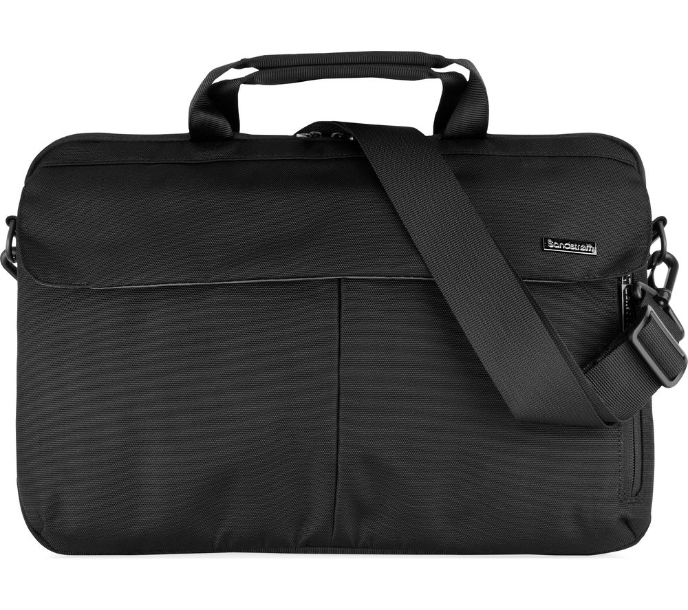 "SANDSTROM S15CCBK16 15"" MacBook Pro Bag - Black"