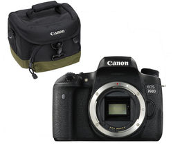 CANON EOS 760D DSLR Camera - Body Only