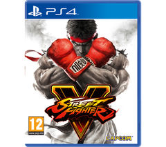 PLAYSTATION 4 Street Fighter V