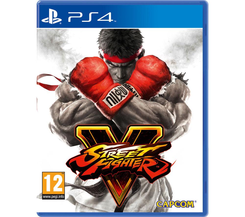 PLAYSTATION 4 Street Fighter V
