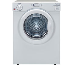WHITE KNIGHT C38AW Vented Tumble Dryer - White