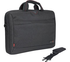 "TECHAIR TAN1204v2 14.1"" Laptop Briefcase - Black"