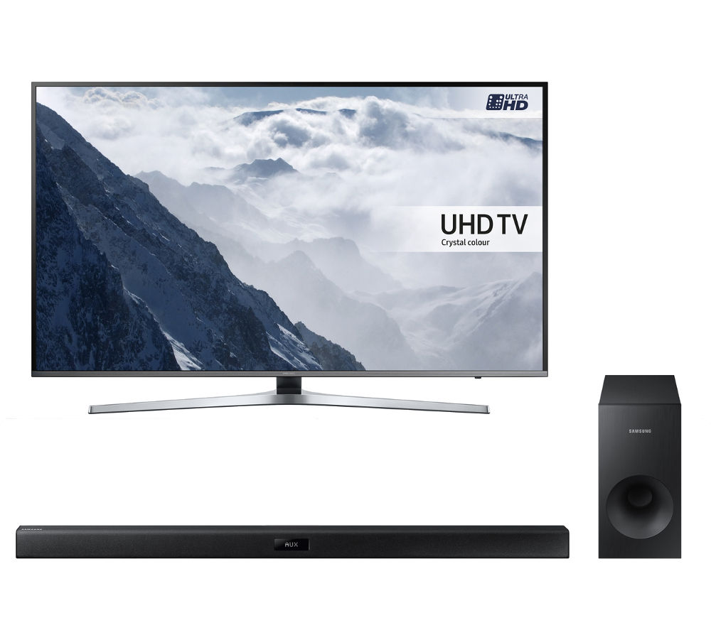 buy samsung ue49ku6470 smart 4k ultra hd hdr 49 led tv. Black Bedroom Furniture Sets. Home Design Ideas
