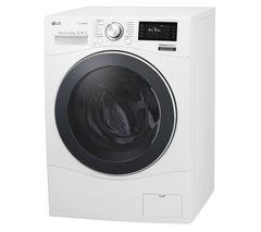 LG Centum FH6F9BDS2 Smart Washing Machine - White