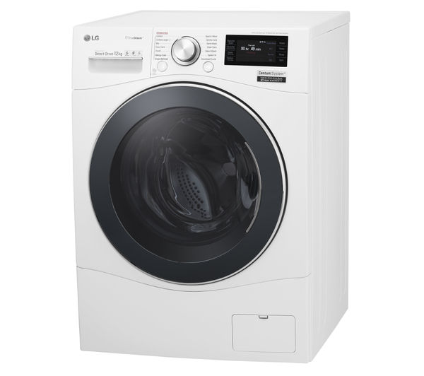 smart washing machine features