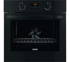 ZANUSSI ZOB35301BK Electric Oven - Black