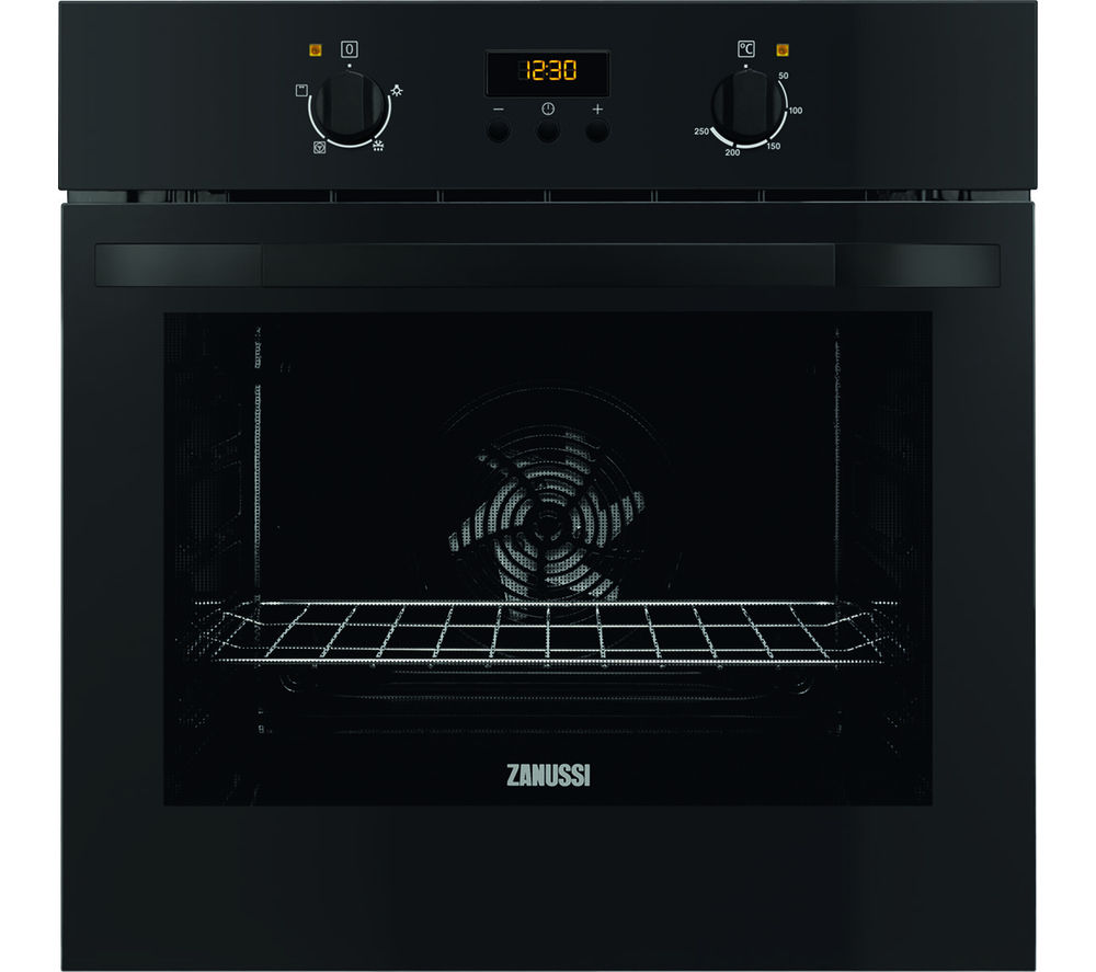 ZANUSSI  ZOB35301BK Electric Oven  Black Black