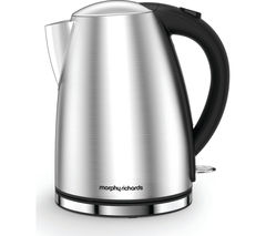 MORPHY RICHARDS Accents 103005 Jug Kettle - Brushed Steel