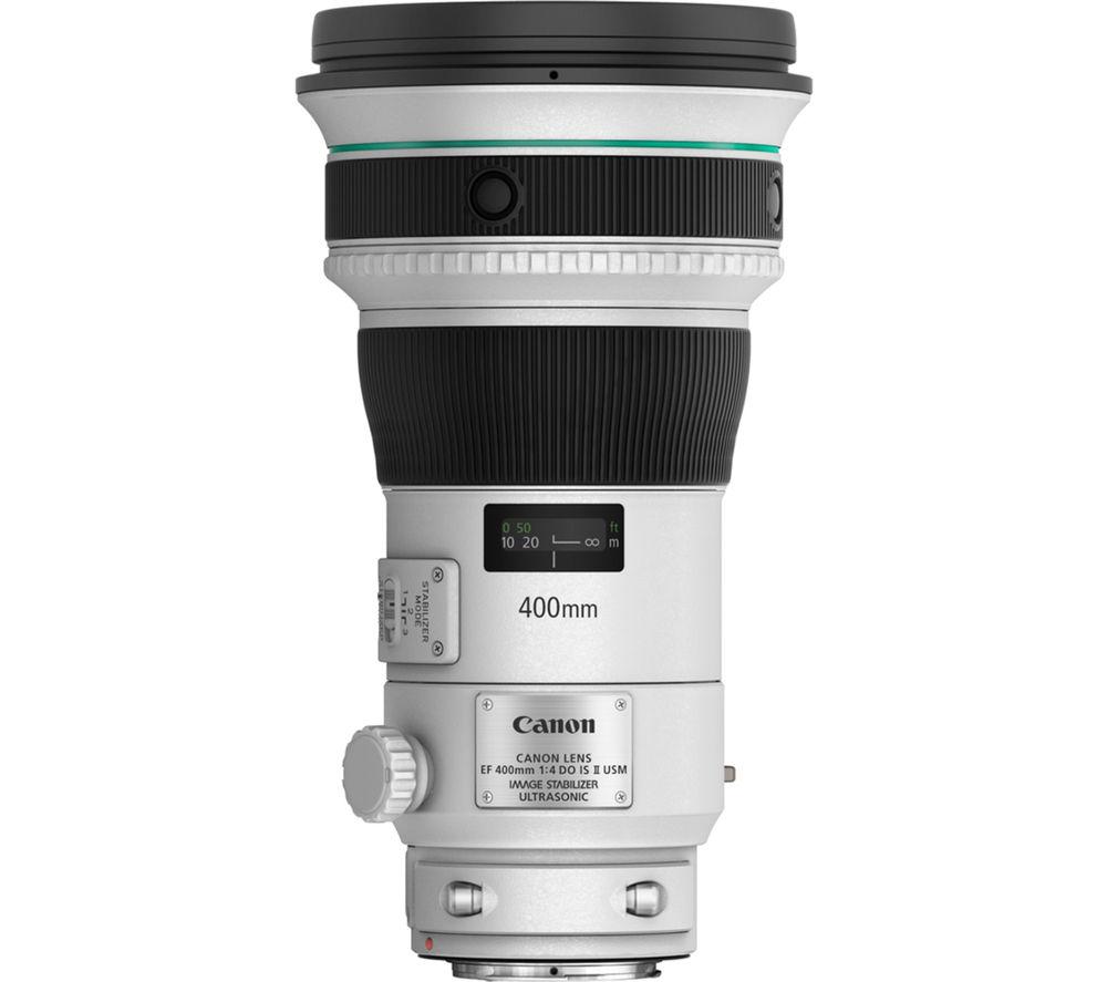 CANON EF 400 mm f/4.0 DO IS II USM Telephoto Prime Lens
