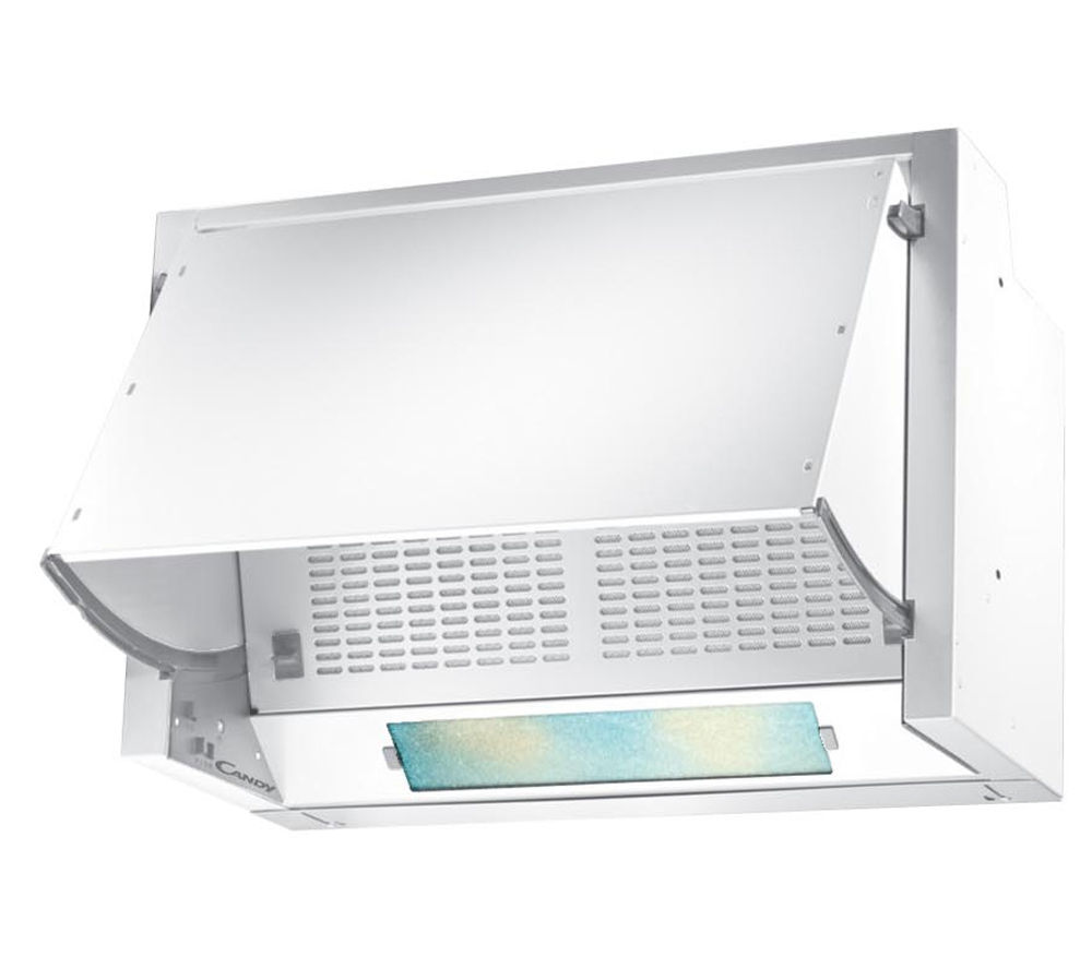 Integrated Cooker Hood ~ Buy hoover cbp w integrated cooker hood white free