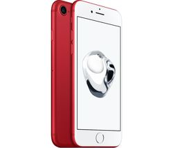 APPLE iPhone 7 - 256 GB, Red