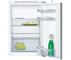 NEFF KI2222F30G Integrated Fridge - White