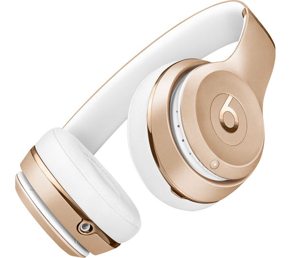Buy beats by dr dre solo 3 wireless bluetooth headphones rose gold - Mner2zm A Beats By Dr Dre Solo 3 Wireless Bluetooth