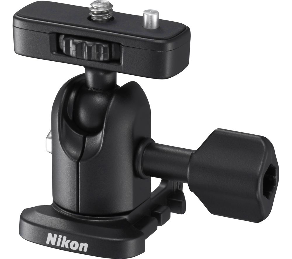 NIKON Base Adapter AA-1A Tripod Head - Black