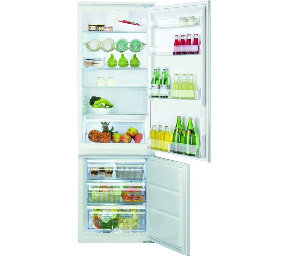 HOTPOINT  HMCB 7030 AA D F Integrated Fridge Freezer