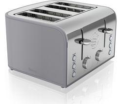 SWAN Retro ST17010GRN 4-Slice Toaster - Grey