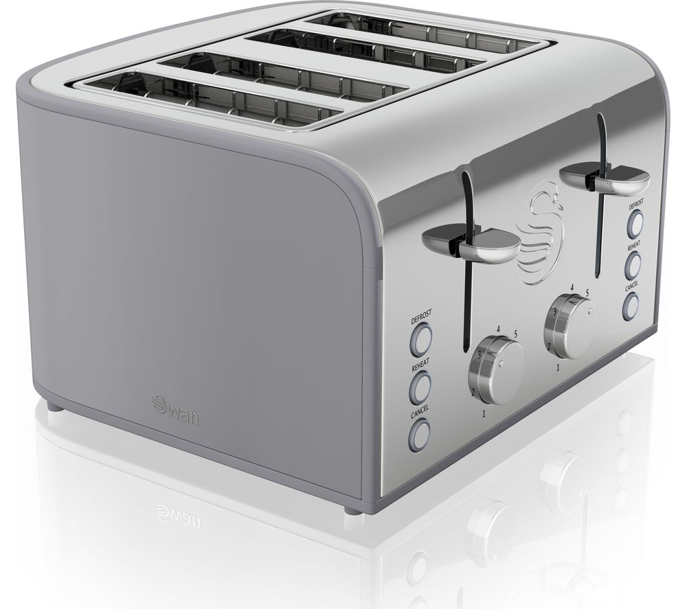 SWAN Retro ST17010GRN 4-Slice Toaster Review
