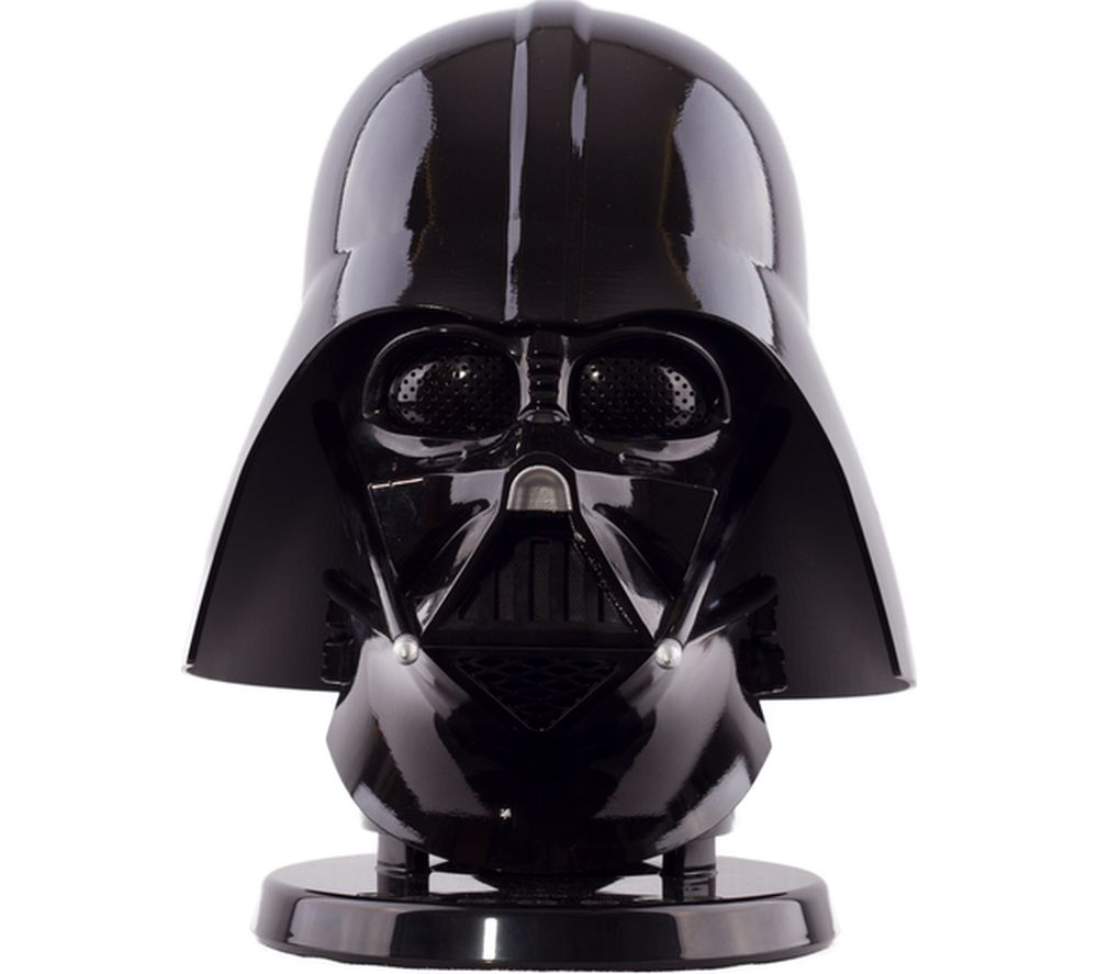 STAR WARS Darth Vader Portable Wireless Speaker - Black
