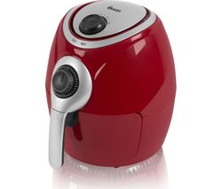 SWAN SD90010REDN Air Fryer - Red
