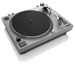 LENCO L-3808 Turntable - Grey
