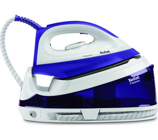 Tefal Steam Iron ~ Buy tefal fasteo sv steam generator iron purple