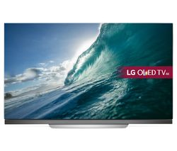 "LG OLED65E7V 65"" Smart 4K Ultra HD OLED TV"