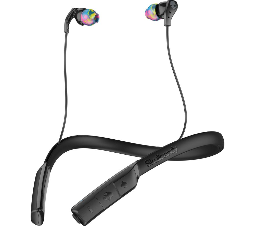 Skullcandy Skullcandy Method Wireless Bluetooth Headphones  Black Black