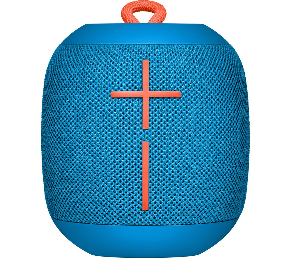 ULTIMATE EARS Wonderboom Portable Bluetooth Wireless Speaker - Subzero
