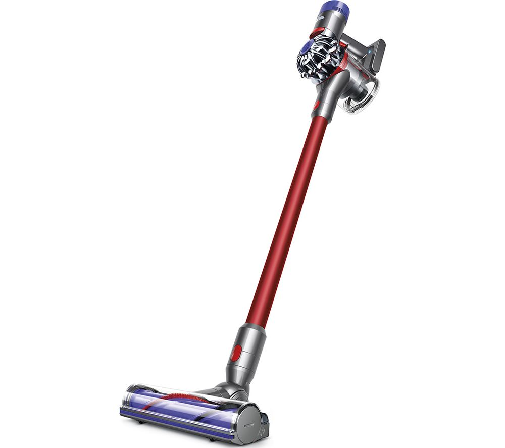 DYSON Total Clean V7 Cordless Vacuum Cleaner  Red Red