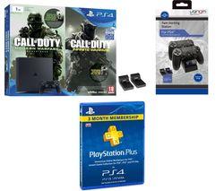 PLAYSTATION 4 Slim & Call of Duty: Infinite Warfare - 1 TB