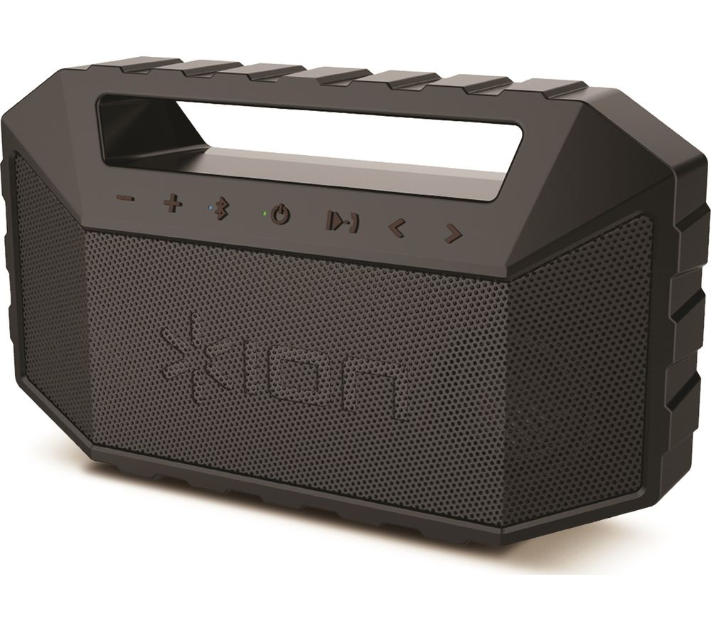 Image of ION Plunge Portable Bluetooth Boombox - Black, Black