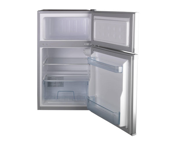 Buy Logik Luc50s12 Undercounter Fridge Freezer Silver
