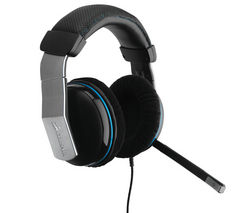 CORSAIR CA9011112WW Vengeance 1500 USB Gaming Headset - Black & Silver