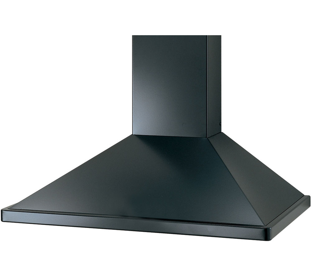 Buy Rangemaster Unbhdc110bl Chimney Cooker Hood Black