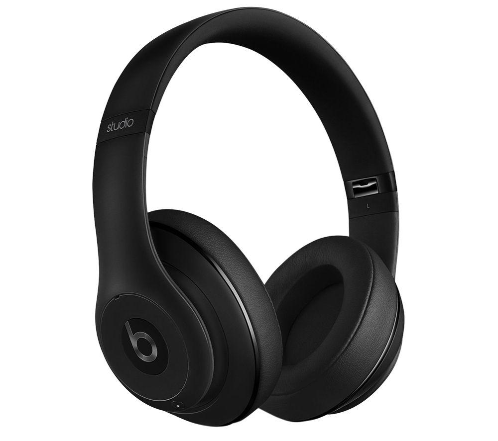 BEATS BY DR DRE Studio 2.0 Noise-cancelling Headphones - Matte Black