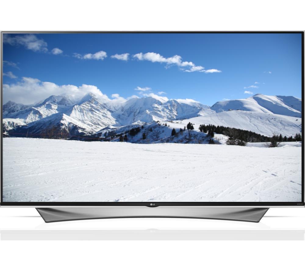 """LG 55UF950V 55"""" Smart LED HDTV"""